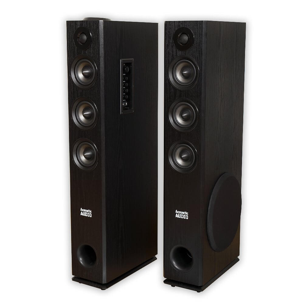 Acoustic Audio TSi450 Review