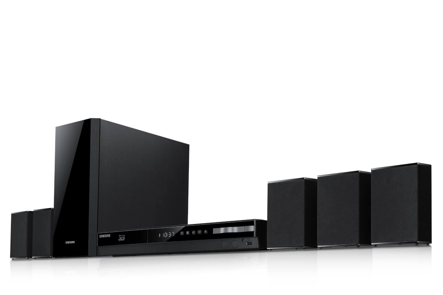 Samsung HT-F4500 Review