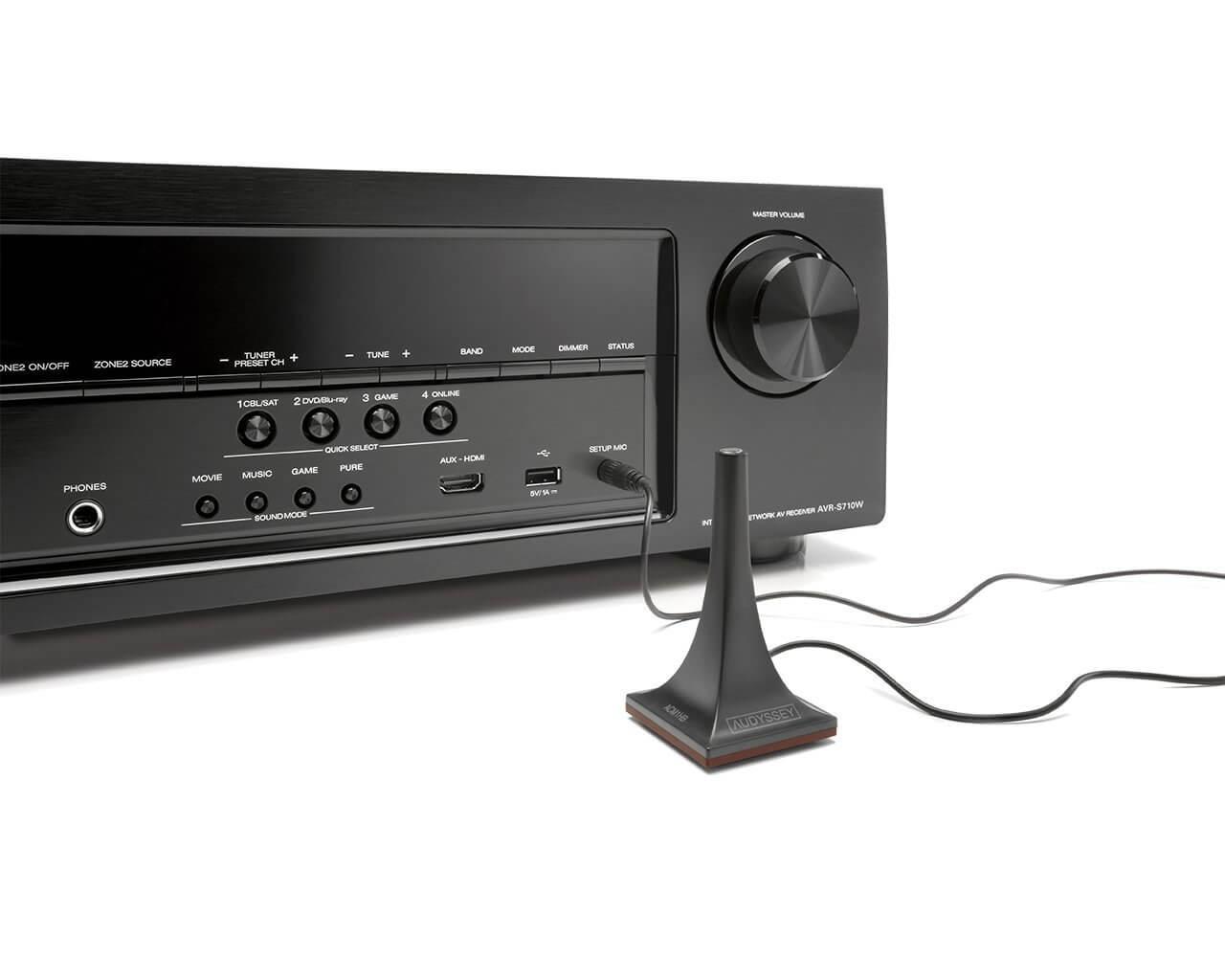 Denon AVR-S710W Review