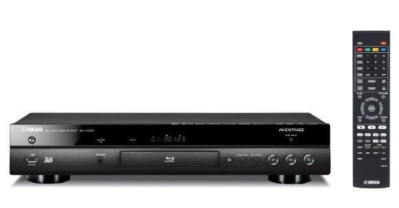 Yamaha BD-A1060 Review